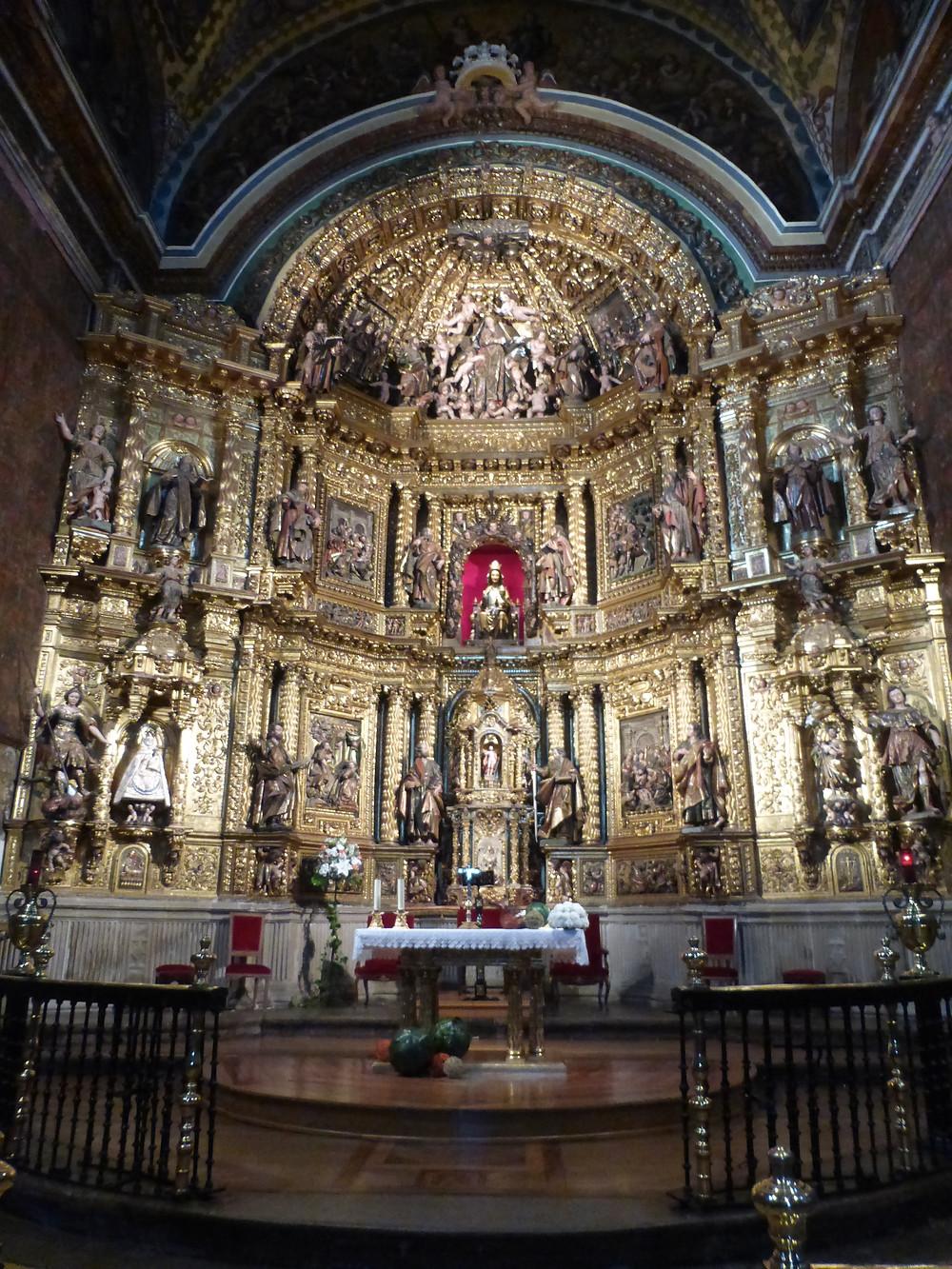 Camino Illuminated Church