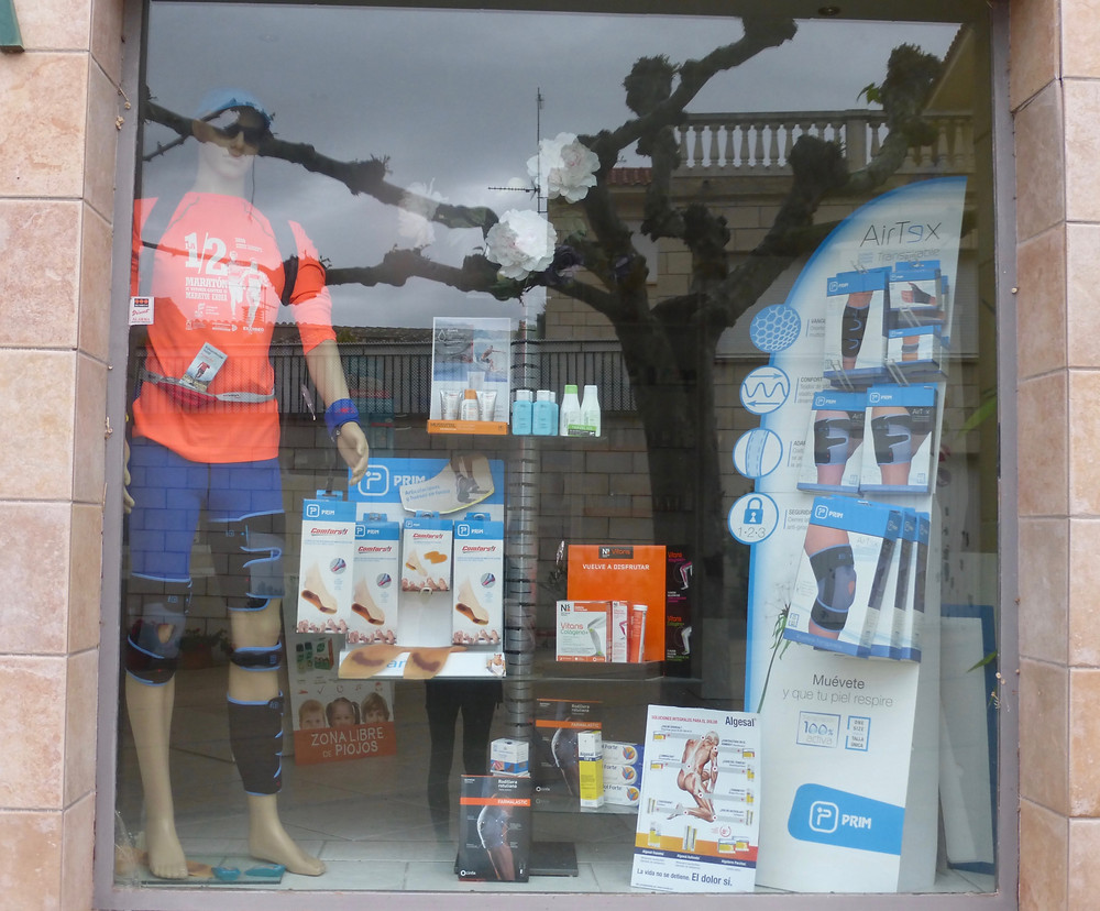 Camino First Aid Store