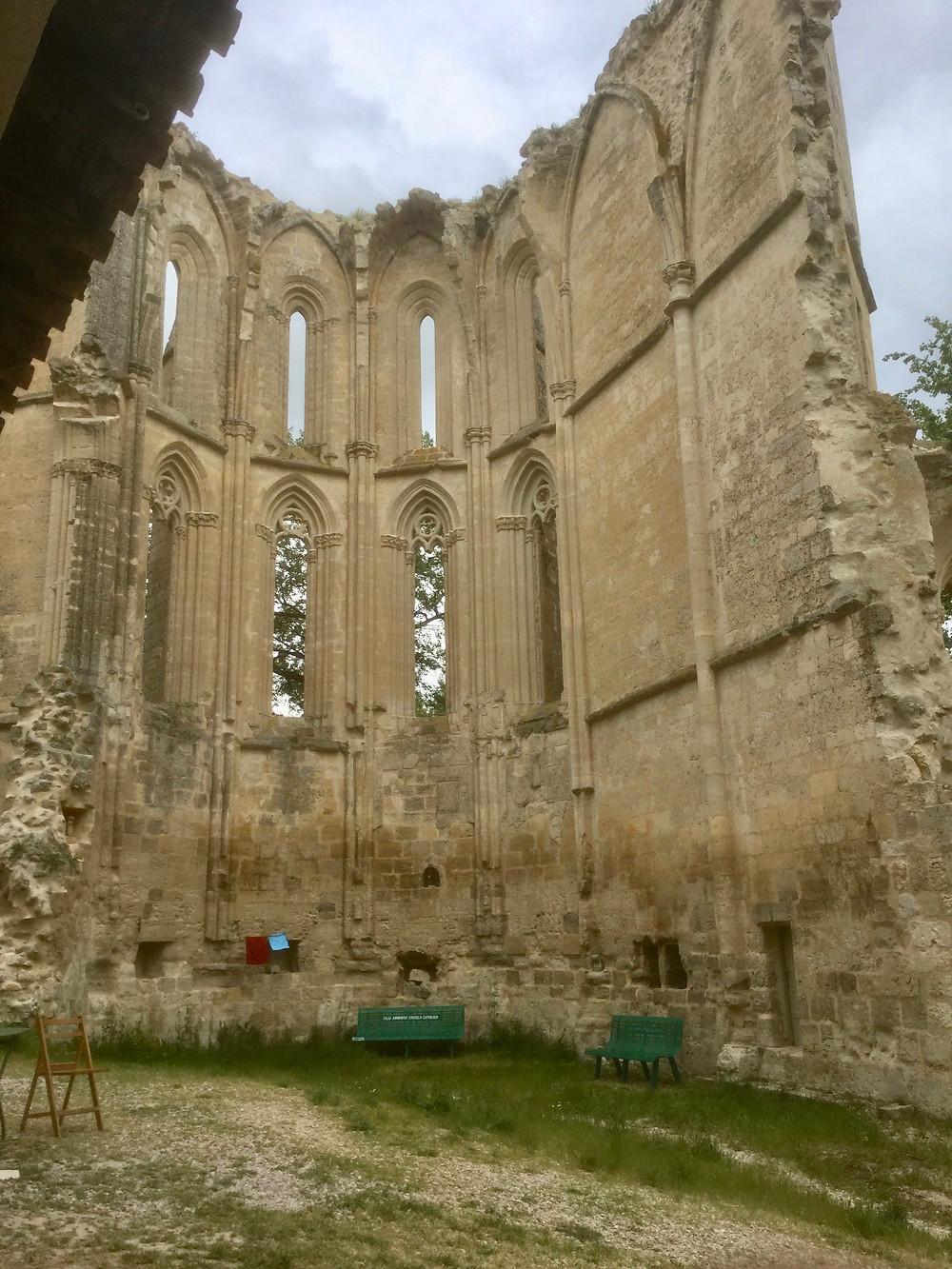 San Anton Monastery, Spain