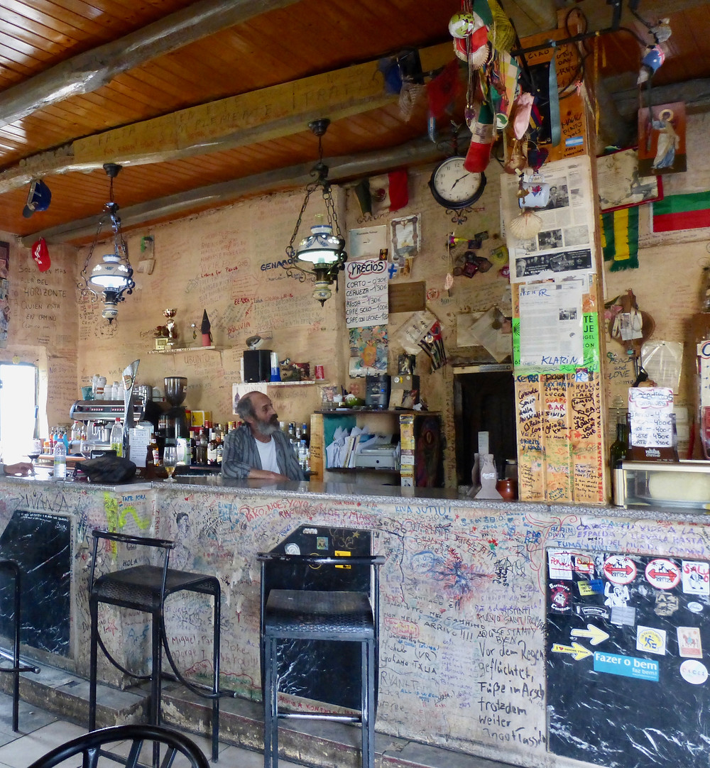 Bar and hostel Camino de Santiago
