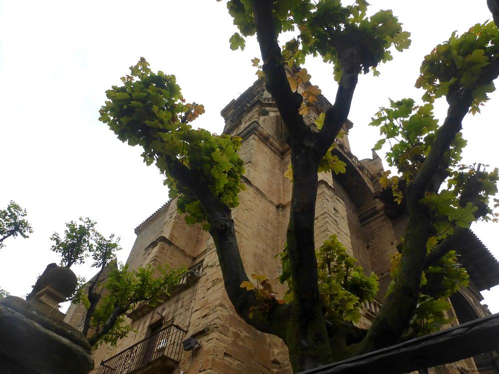 Spanish Church Tower
