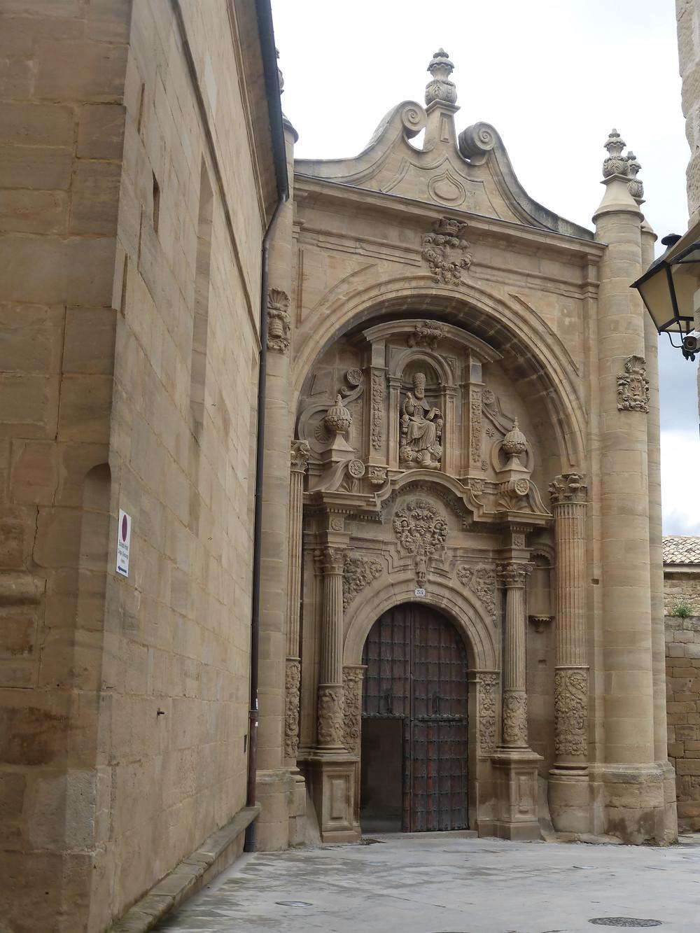 Spanish Church Door