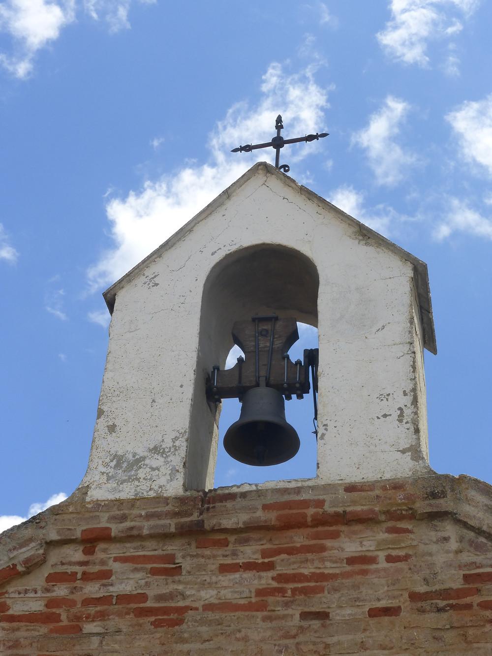 Camino Spain Church Bell