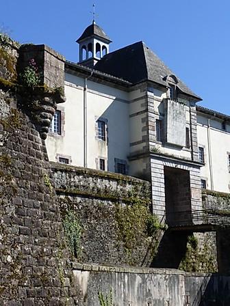 St Jean Pied de Port Citadel France