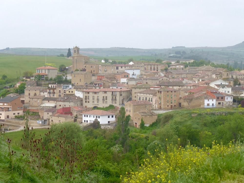 Camino Village in Spain