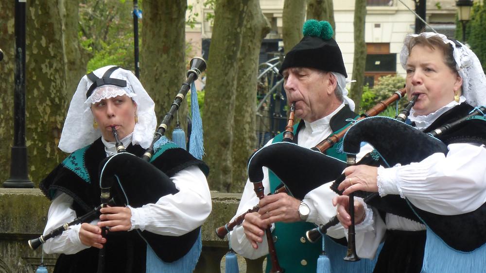 Pamplona, Spain Musicians