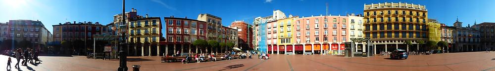 Camino Plaza in Burgos Spain