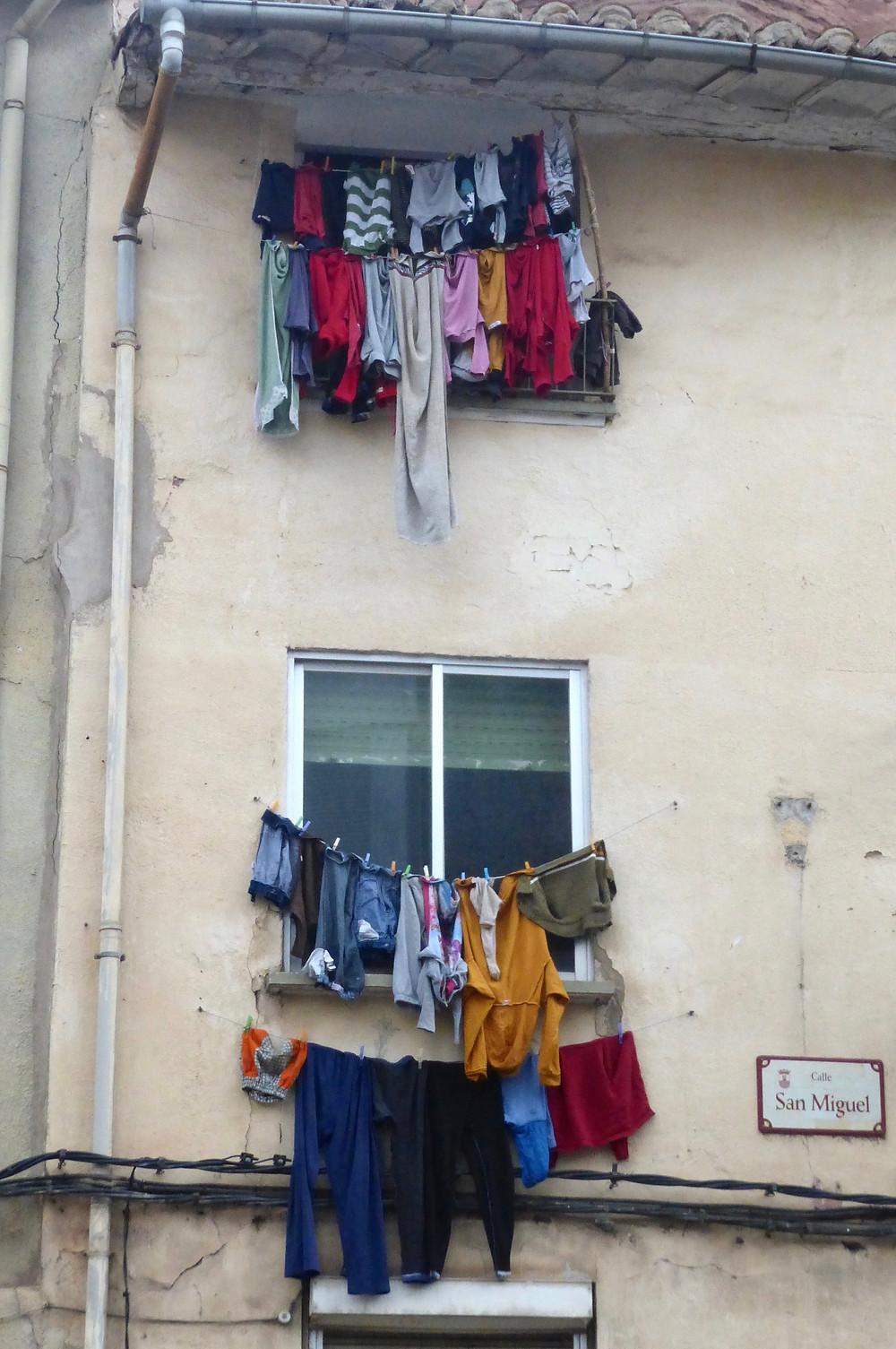 Spanish Clothesline