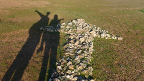 Camino Day 15: The Million year old Bones