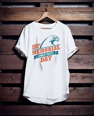 USA Memorial Day 2 tshirt