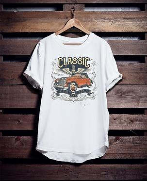 Vintage Shirt Classic Tshirt