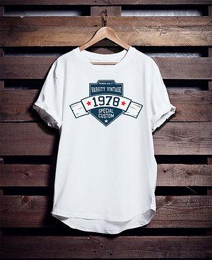 Varsity Vintage tshirt