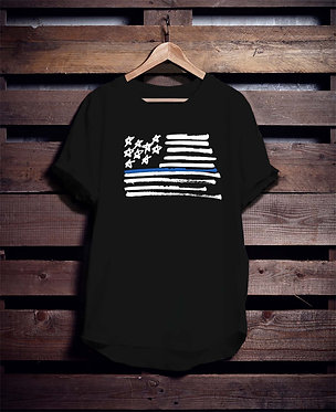 Blueline Flag Shirt