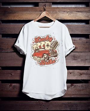 Lucky Strike Classic Tshirt