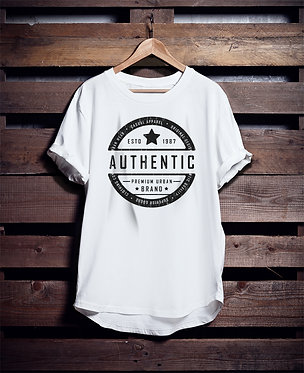 Authentic tshirt