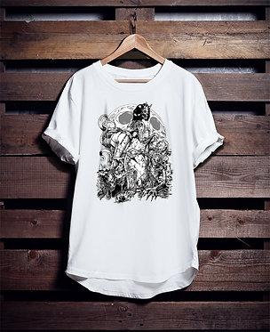 Skull Zombies tshirt