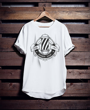 Barber Shop 3 tshirt