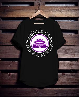 Muscle Car Dreamers Vintage Tshirt
