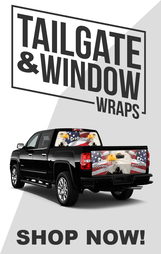 american flag tailgate wrap