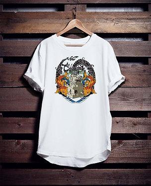 Fish tshirt