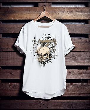 Skull 2 tshirt