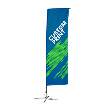Premium 90 Flag - Custom Design and Hardware
