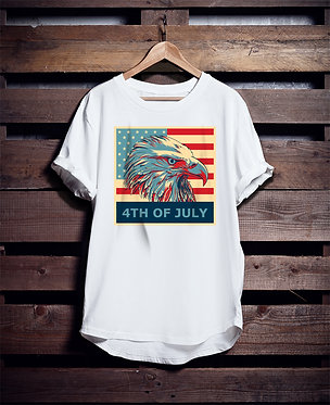 4th of July tshirt