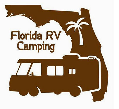 Florida RV Camping Motorhome Decal 6""