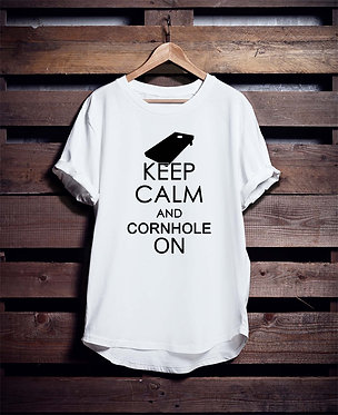 Keep Calm Play Cornhole