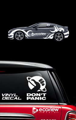 window sticker, car graphics