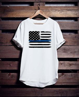 Blueline Flag 4 Shirt