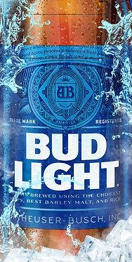 Bud light in can