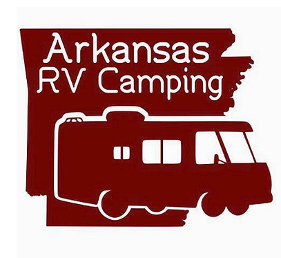 Arkansas Class A Motorhome Decal 6""