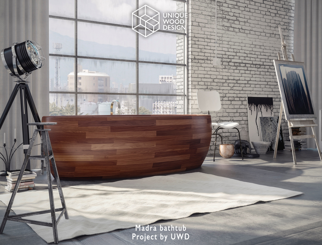Mbrace Interiors Luxury Wooden Bathtubs Wash Basins Showers