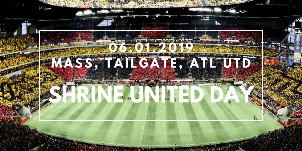 Shrine United Day