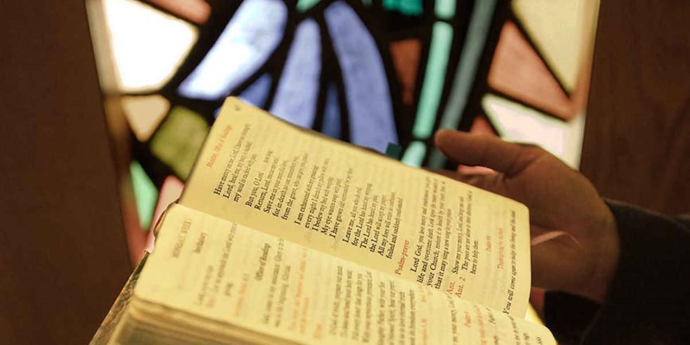 Virtual Evening Prayer