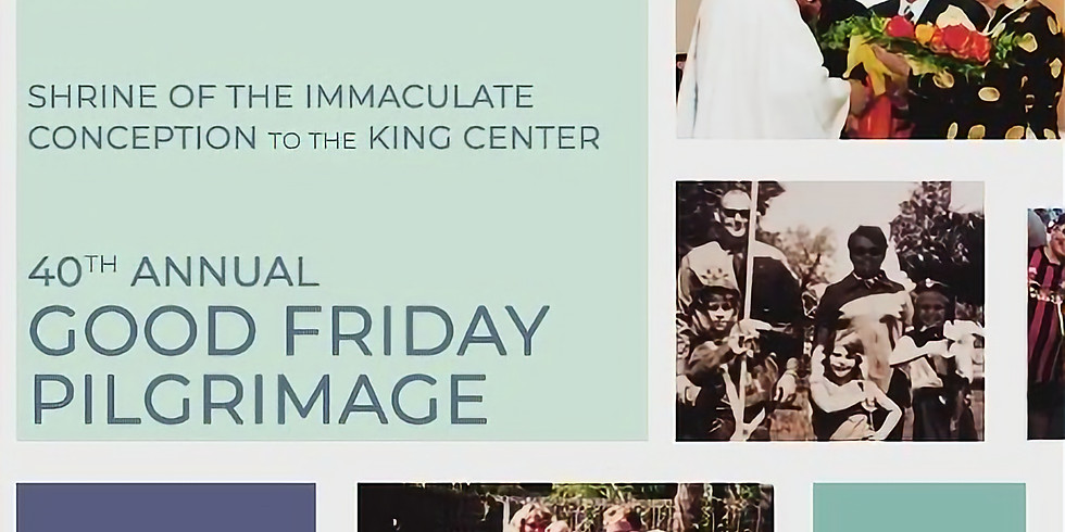 Good Friday Pilgrimage