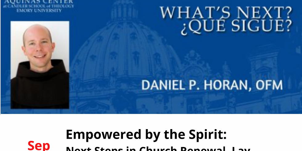 What's Next? Empowered by the Spirit