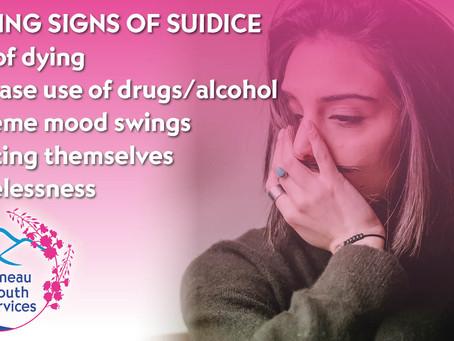 Alaska's Adolescent Suicide Rate Rising