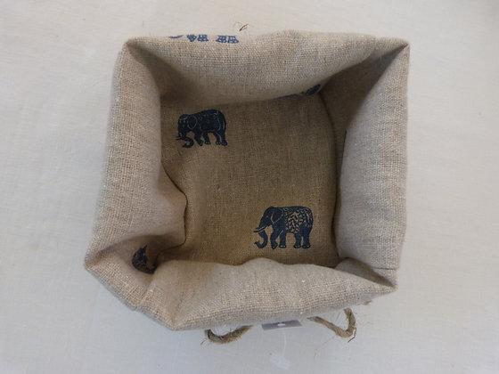Eléphants bleus