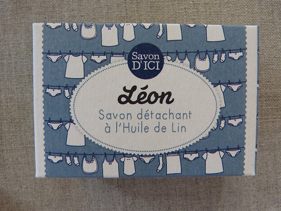 Savon détachant Léon