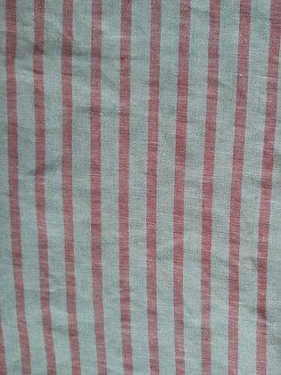 Tissus fin pour torchons - Rouge pâle