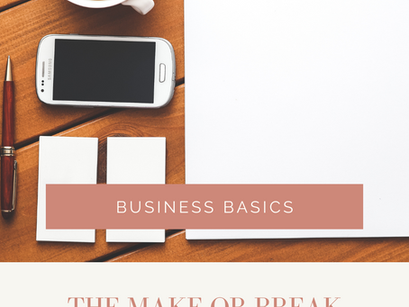 The Make or Break Power of Small Business Branding