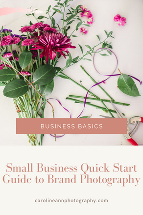 Small Business Quick-Start Guide to Brand Photography