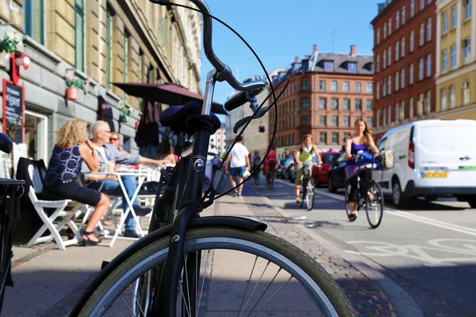 Skiltning for cyklister i København