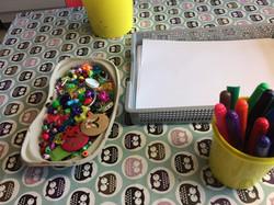 Kreative aktiviteter på Riget