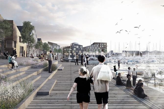 Fra vision til hverdagsliv i Koldings Marina City
