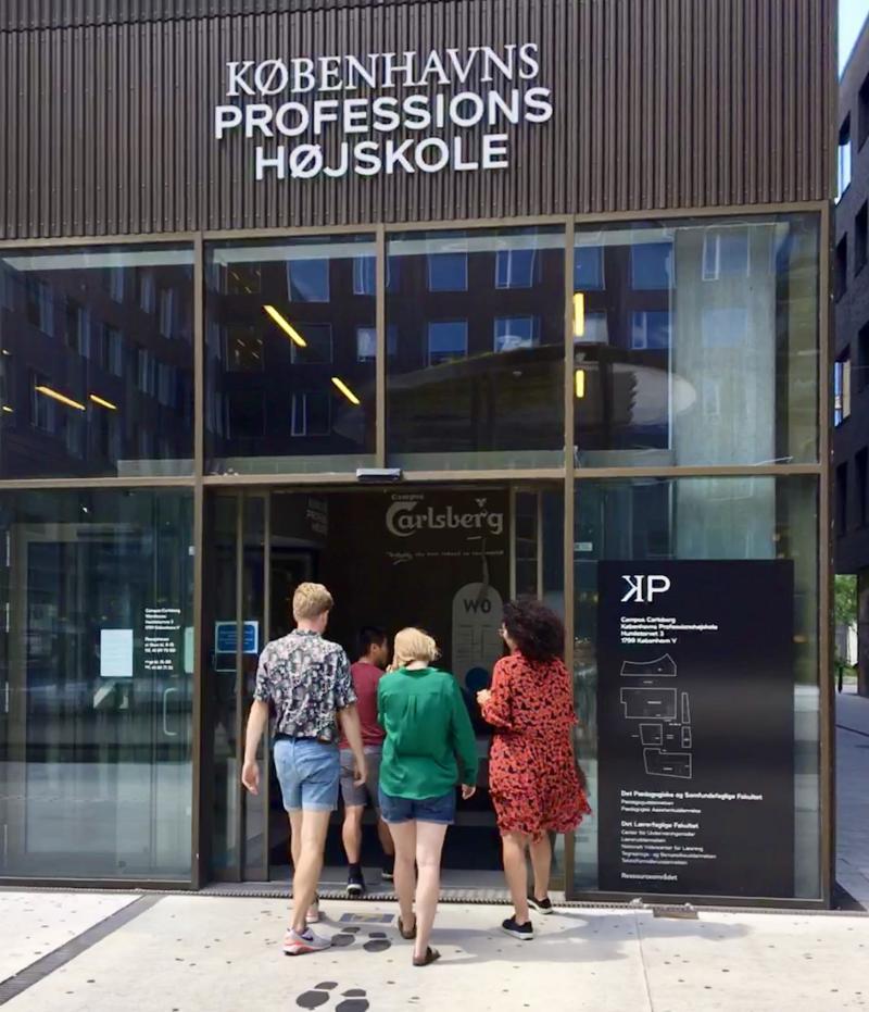 Kulturanalyse af Københavns Professionshøjskole