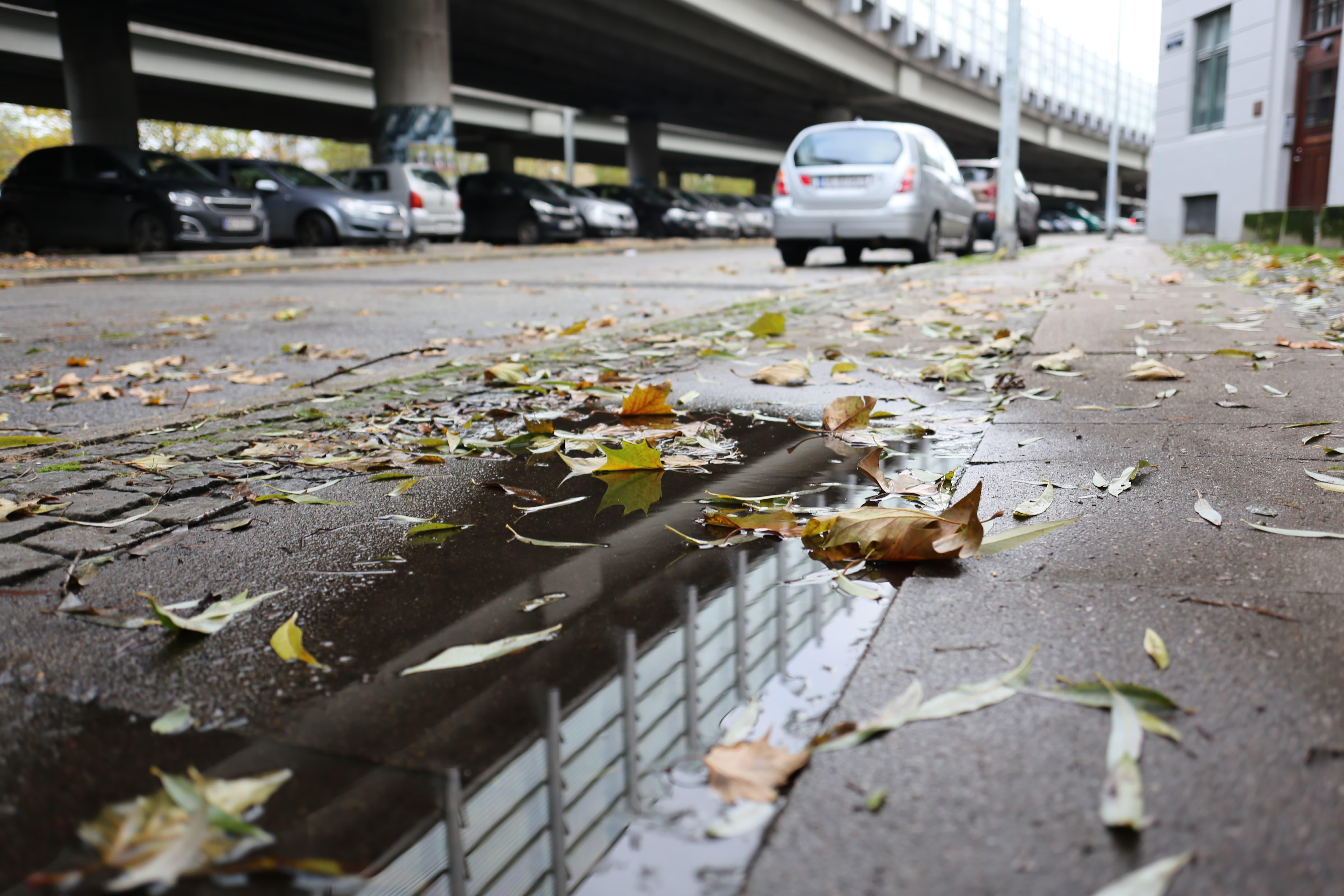 Smart regnvandshåndtering