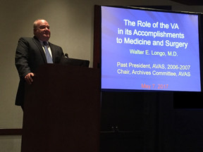 The Role of the VA in its Accomplishments to Medicine and Surgery